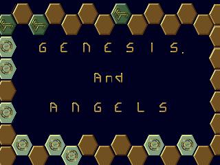 Genesis and Angels – Lotus Esprit