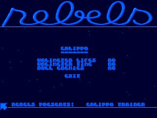 Rebels – Calippo