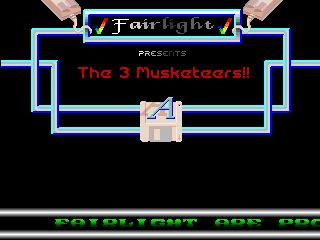 Fairlight – 3 Musketeers