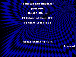 Fraxion & Mayhem – Jungle Jim