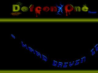 Defcon One – Hard Drivin 2