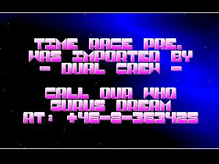 Dual Crew – Time Race