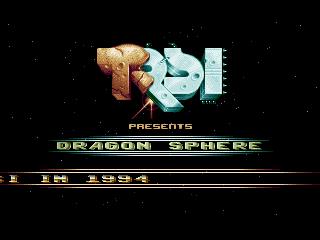 TRSI – Dragon Sphere