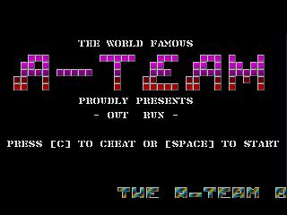 A-TEAM – Outrun