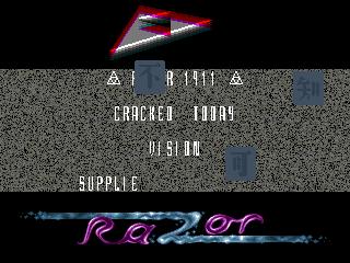 Razor 1911 – Vision