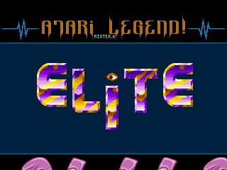 Elite & Atari Legend