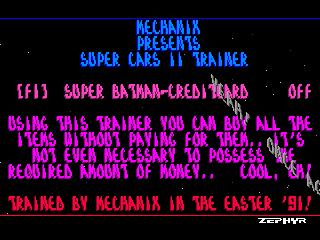 Mechanix – Super Cars II