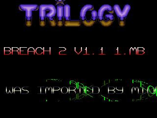 Trilogy – Breach 2