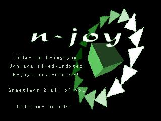 N-Joy – Ugh
