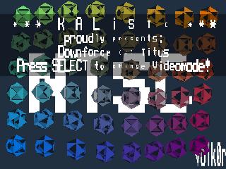 Kalisto – Downforce