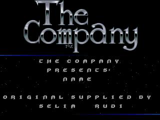 The Company – Cracktro