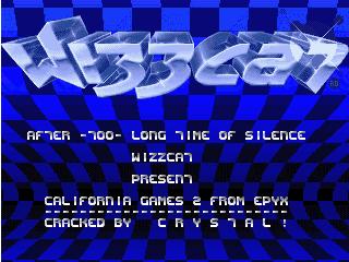 Wizzcat – California Games II