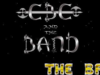 Crack band crew & The Band – Thundercats