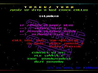Tarkus Team – Oilmania