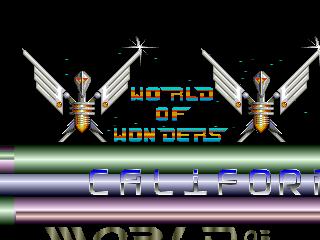 World of Wonders – CG