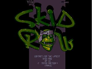 Skid Row – Cracktro