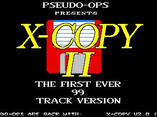 Pseudo-Ops – X-Copy II
