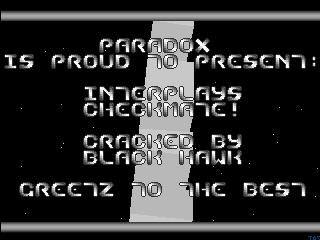 Paradox – Checkmate