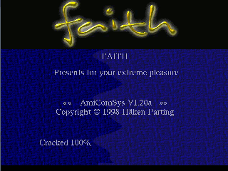 Faith – AmiComSys