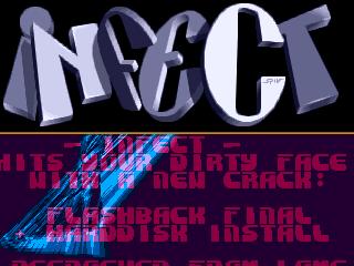 Infect – Flashback