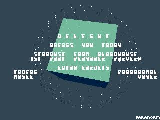 Delight – Star Dust