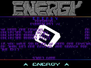 Energy – CyberBlast