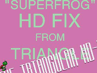 Triangle – Super Frog