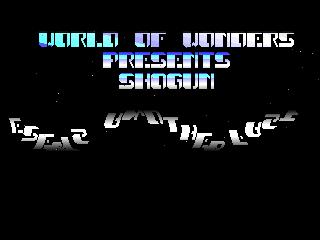 World of Wonders – Shogun