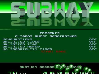 Subway – Flimbos Quest