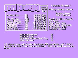 Ram Jam – Holiday Lemmings