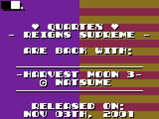 Quartex – Harvest Moon
