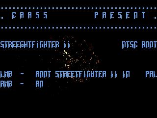 Crass – Street Fighter 2