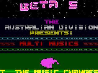 Beta 5 – Multi Musics