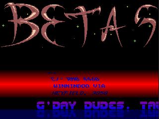Beta5 – Street Rod