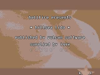 HellFire – Hillsea Lido