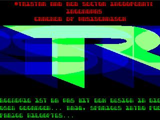 TRSI – Tiny Cracktro