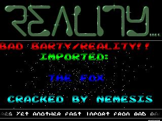 Reality – Titus the Fox