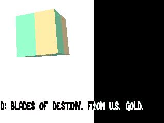 Crystal – Blades of Destiny