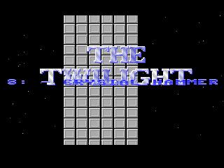 The Twilight – Crystal Hammer