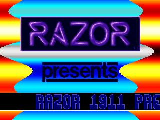 Razor 1911 – Medieval Warriors