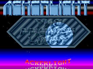 Ackerlight – Audio Master 2