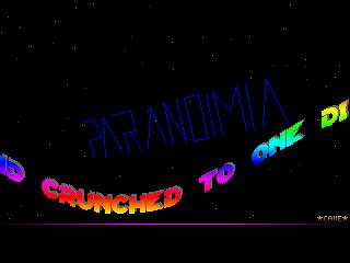 Paranoimia – Dyter 7