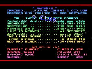 Classic – Future Combat 2