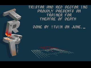 TRSI – Theatre of Death