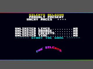 The Silents – Wacky Races