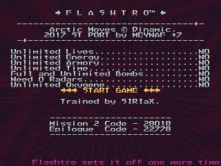 Flashtro – Artic Moves