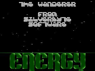 Energy – Wanderer