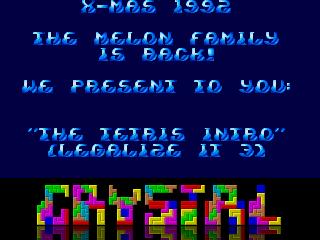 Melon – Tetris
