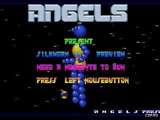 Angels – Silk Worm IV