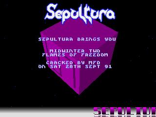 Sepultura – Min Winter 2